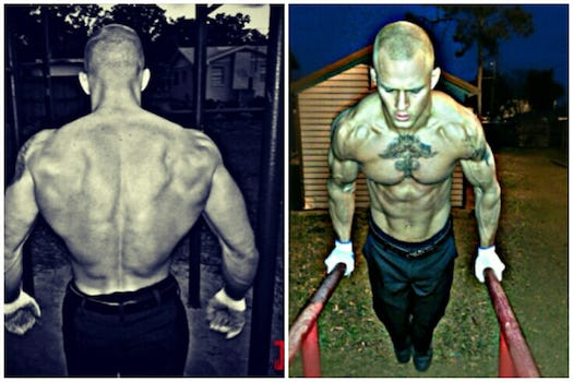 Jordan Hills Transformation Through Calisthenics Only Training
