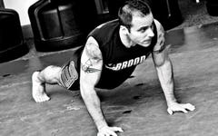 Core Strength for Kickboxers