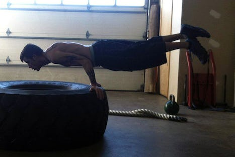 Learn 7 New Ways to Flip Your Tire Workouts