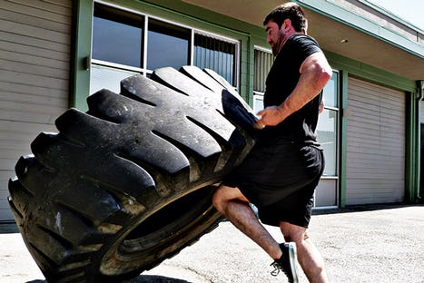 Learn how to design an unconventional training program for strength.