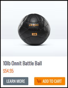 Onnit Battle Ball