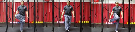 Hacky Sack Drill for Hip Mobility