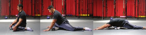 Sleeping Pigeon for Hip Mobility