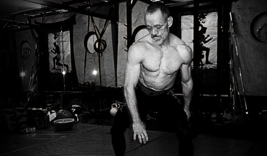 Want to be a lifelong fighter? Then you'd better start training your hips!