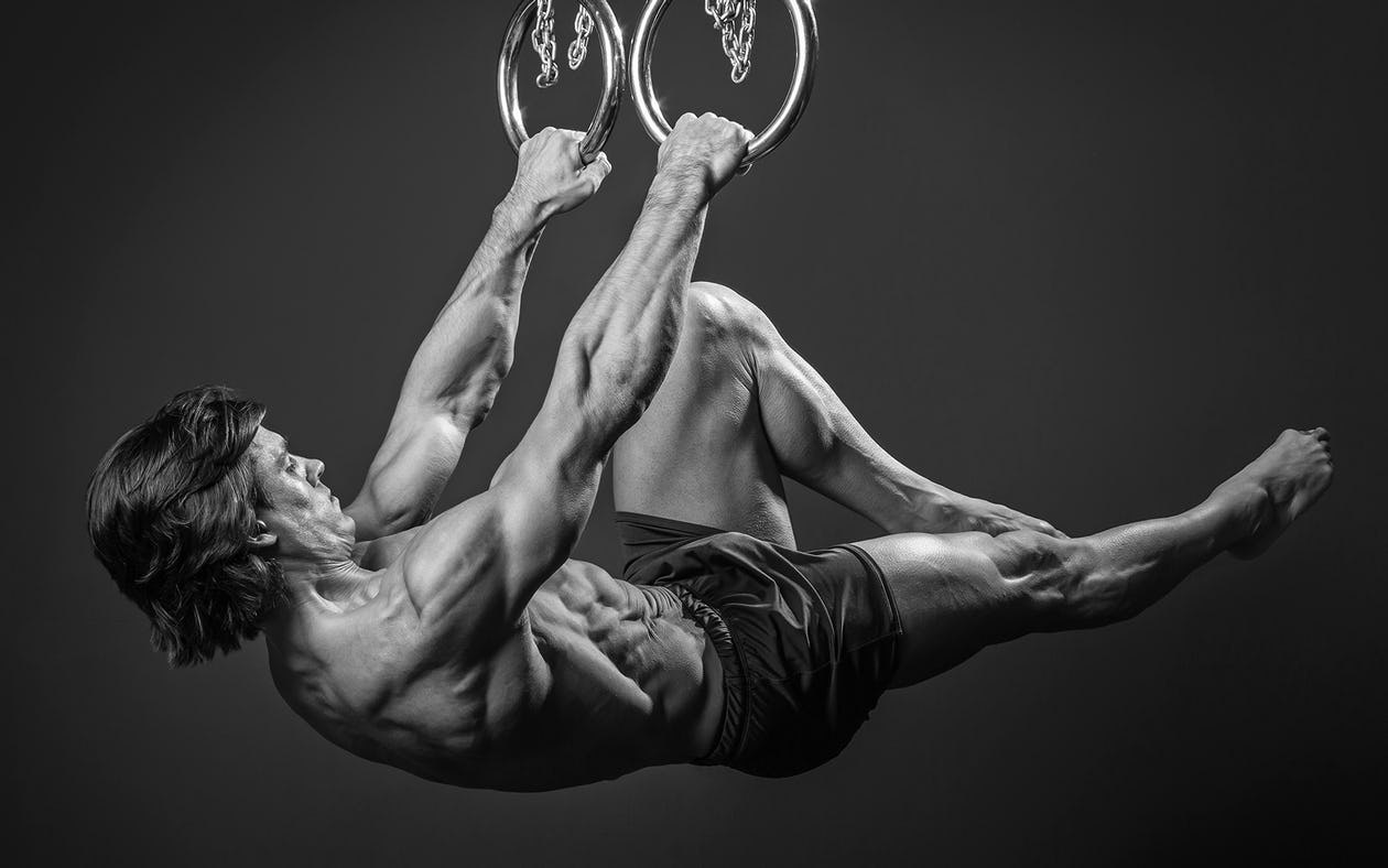 Climbing the Hill: The Ultimate Calisthenics Transformation