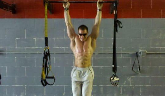 Stoetzel setting up strength program