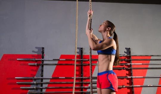Why you need rope climb workouts