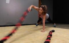 Battle Rope Workout WaveThenTravel