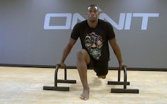 From the Bars to the Walls Bodyweight Workout
