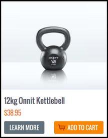 Onnit 12kg Kettlebell