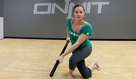 Steel Mace Warrior Workout Full Body Warrior