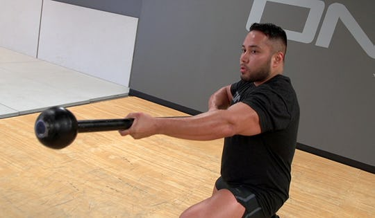 Steel Mace Warrior Rotational Strength Workout | Onnit Academy