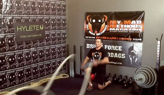 Coffin Nail Strength Workout #2