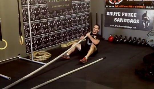 Coffin Nail Power Endurance Workout #2