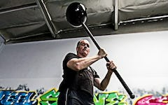 Rik Brown's 5 Tips for Unconventional Training in Middle Age