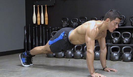 Kettlebell Workout: Full Body Overload Workout