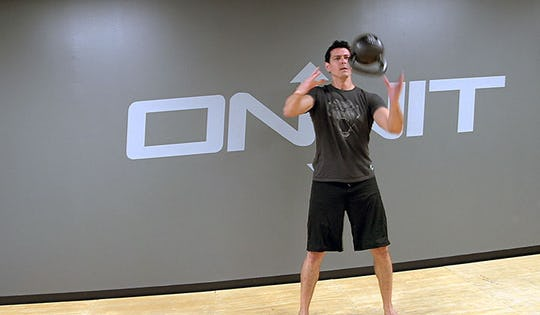 Onnit Kettlebell Workout: Kettlebell Juggling Workout for Strength & Power