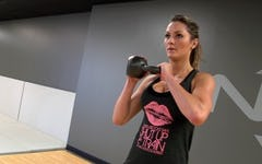 Kettlebell Workout Shut Up & Train