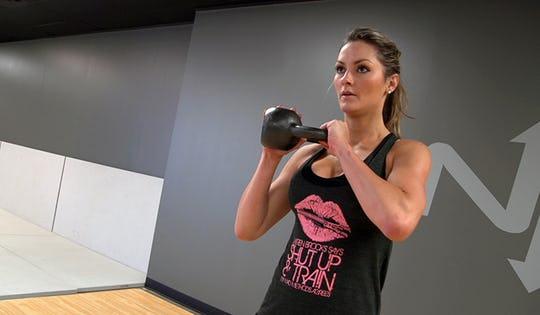 Kettlebell Workout Shut Up & Train