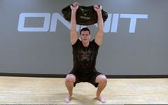 Sandbag Workout: Warrior Strength Sandbag Workout