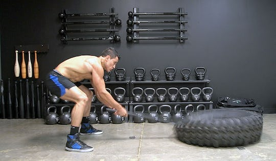 Steel Mace Workout: Fight To The Finish Workout