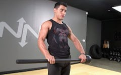 Steel Mace Workout: Grip Strength Workout
