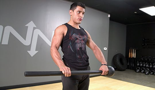 Steel Mace Workout: Grip Strength Workout