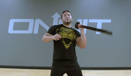 Steel Mace Workout: Champion Power Workout #2