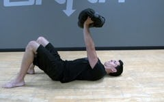 Workout Sandbag Warrior Strength Workout