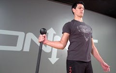 Steel Mace Shoulder Mobility Workout
