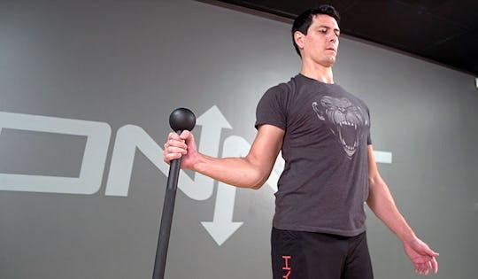 Steel Mace Shoulder Mobility Workout
