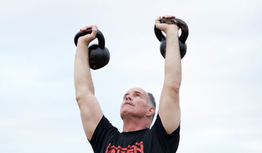 How To Build Kettlbell Total Body Fitness in Only 100 Reps