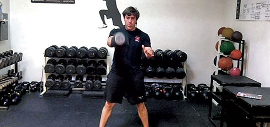 4 Kettlebell Exercises & Rules for Increasting Kettlebell Weight