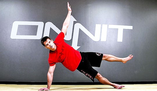 Bodyweight Workout For Strength & Endurance
