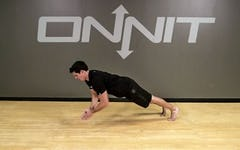 Bodyweight Exercise: Clap Push Up