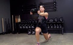 Renegade Sandbag Workout
