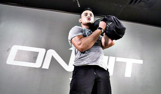 Sandbag Strength Overload Workout