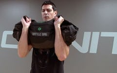 Sandbag Warrior Strength Workout #4