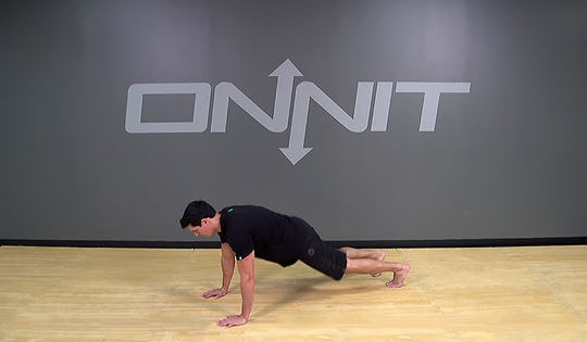 Bodyweight Exercise: Burpee