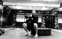 Kettlebell Workouts for MMA Training