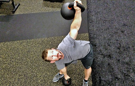 Matt Wichlinski shows you how to Balance Your Barbell Strength with Kettlebell Training