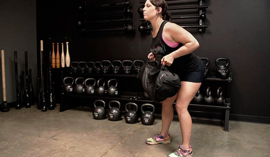 Benefits of Sandbag Training for Women