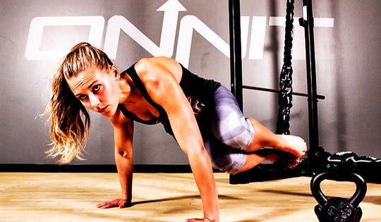 Hybrid Kettlebell & Suspension Workout