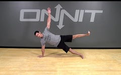 Bodyweight Exercise: Gladiator Complex
