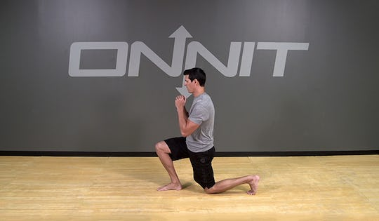Bodyweight Exercise: Lunge