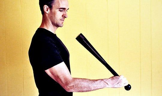 Your Grip Is Weak: 5 Steel Club Exercises to Enhance It