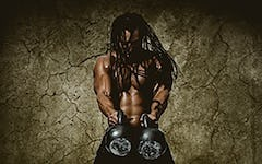 Brute Strength Fat Bar & Kettlebell Workout