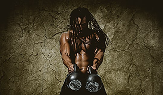 Brute Strength Fat Bar & Kettlebell Workout