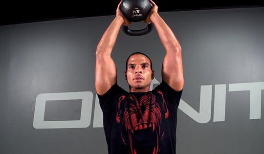 Mixed Muscle Mass Workout