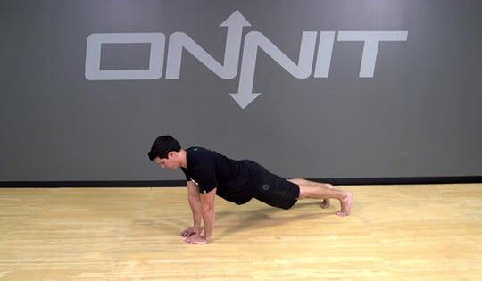 Bodyweight Exercise: Push Up (Diamond)